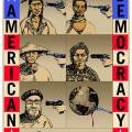 POSTER - Jos Sances, 'American Democracy' - 'Art of Democracy' digital and screen print poster.jpg